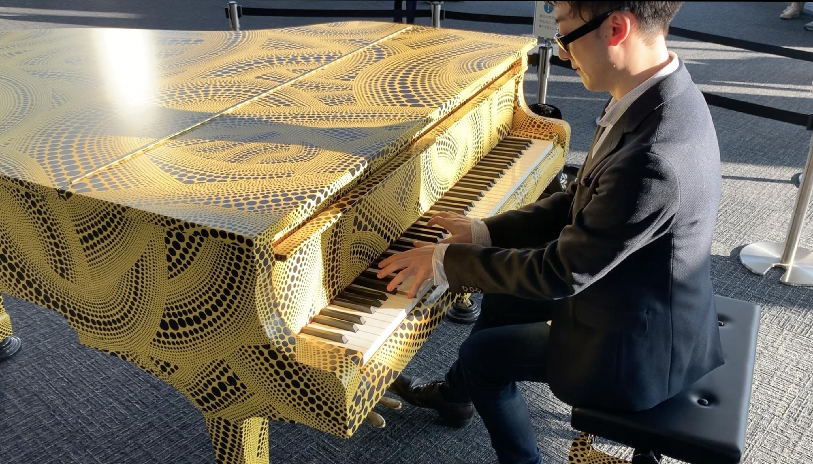 【都庁ピアノ感想】よみぃさんと行って以来、半年ぶりに弾いた結果!